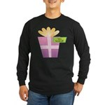 Vava's Favorite Gift Long Sleeve Dark T-Shirt