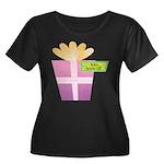 Vava's Favorite Gift Women's Plus Size Scoop Neck