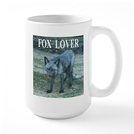 Fox Lover Large Mug