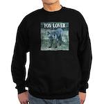 Fox Lover Sweatshirt (dark)