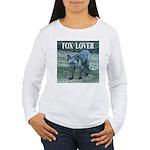 Fox Lover Women's Long Sleeve T-Shirt