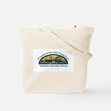 Maritime Library FriendsTote Bag