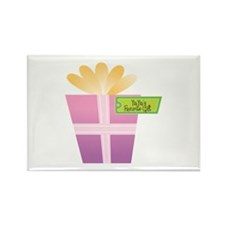 YiaYia's Favorite Gift Rectangle Magnet