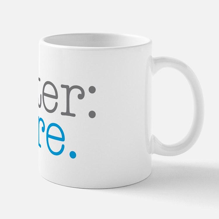 foster:care. Mug