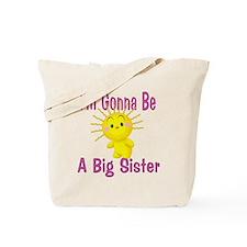 Funny Sister knock knock Tote Bag
