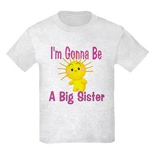 I'm gonna be a big sister T-Shirt