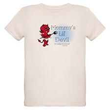 Mommy's Lil' Devil Tattoo T-Shirt