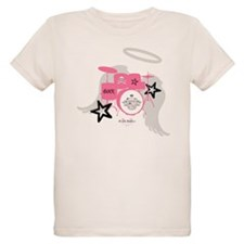 Pink Baby Drums T-Shirt
