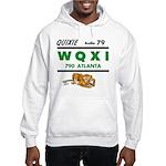 WQXI Atlanta 1964 - Hooded Sweatshirt