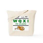 WQXI Atlanta 1964 -  Tote Bag