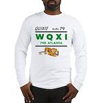 WQXI Atlanta 1964 -  Long Sleeve T-Shirt