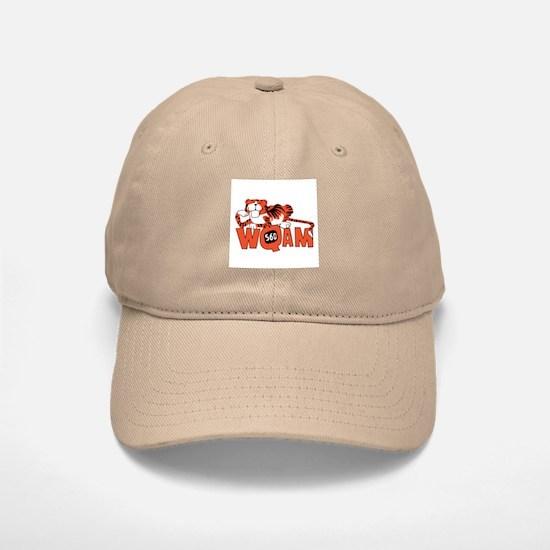 WQAM Miami 1965 - Baseball Baseball Cap
