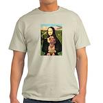 Mona / Rhodesian Ridgeback Light T-Shirt