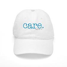 care. foster it Baseball Cap