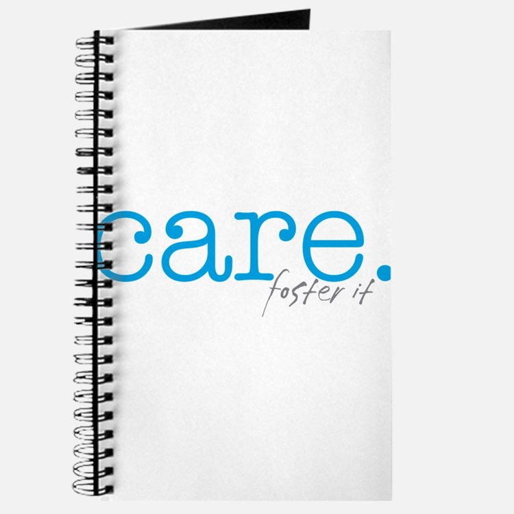 care. foster it Journal