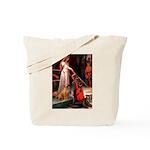 Accolade / Rhodesian Ridgebac Tote Bag