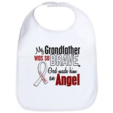 Angel 1 GRANDFATHER Lung Cancer Bib