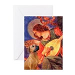 Angel / Rho Ridgeback Greeting Cards (Pk of 10)