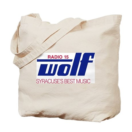 WOLF Syracuse 1978 - Tote Bag