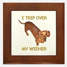 Trip Wiener Framed Tile