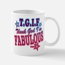 T.G.I.F Mug