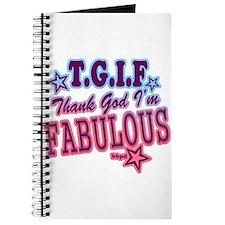 T.G.I.F Journal