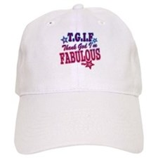 T.G.I.F Baseball Cap