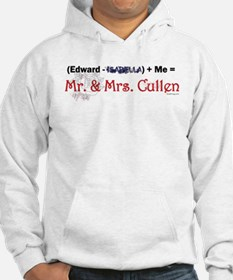 Twilight Mr. and Mrs. Cullen Hoodie