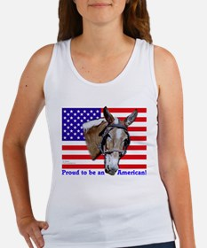 Proud American Mule Women's Tank Top