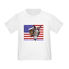 Proud American Mule T