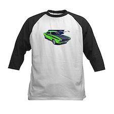 Dodge Challenger Green Car Tee