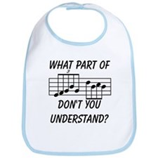 What Part Of Musical Notation Bib