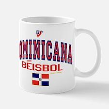 Dominicana Baseball Beisbol Mug