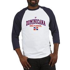 Dominicana Baseball Beisbol Baseball Jersey