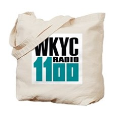 WKYC Cleveland 1966 -  Tote Bag