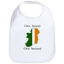 One Island, One Ireland Bib