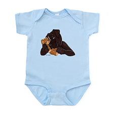 Nblk Teddy Infant Bodysuit