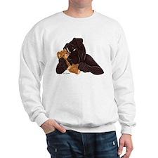 Nblk Teddy Sweatshirt