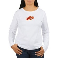 SOGNAR Women's Cap Sleeve T-Shirt