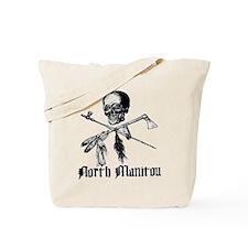 North Manitou Pirate Tote Bag