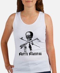 North Manitou Pirate Women's Tank Top