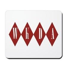 WKDA Nashville 1959 -  Mousepad