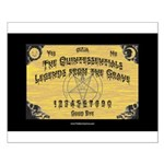 The Quintessentials ouija board small poster