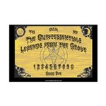 The Quintessentials ouija board mini-poster