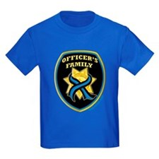 ThinBlueLine Officer'sFamily T