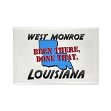 west monroe louisiana - been there, done that Rect