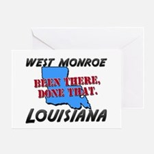 west monroe louisiana - been there, done that Gree