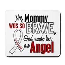 Angel 1 MOMMY Lung Cancer Mousepad