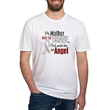 Angel 1 MOTHER Lung Cancer Shirt