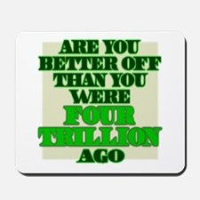Are you better off? Mousepad
